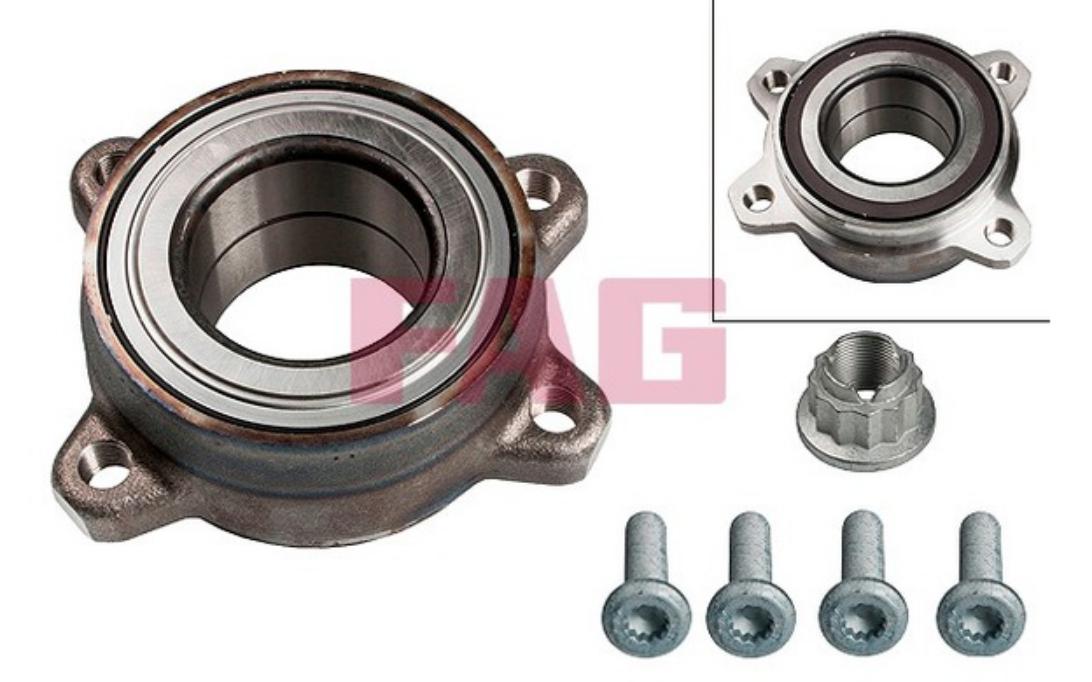 FAG Wheel Hub 713 6123 00